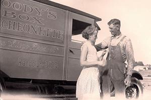"Bertha & ""Slim"" Moody"