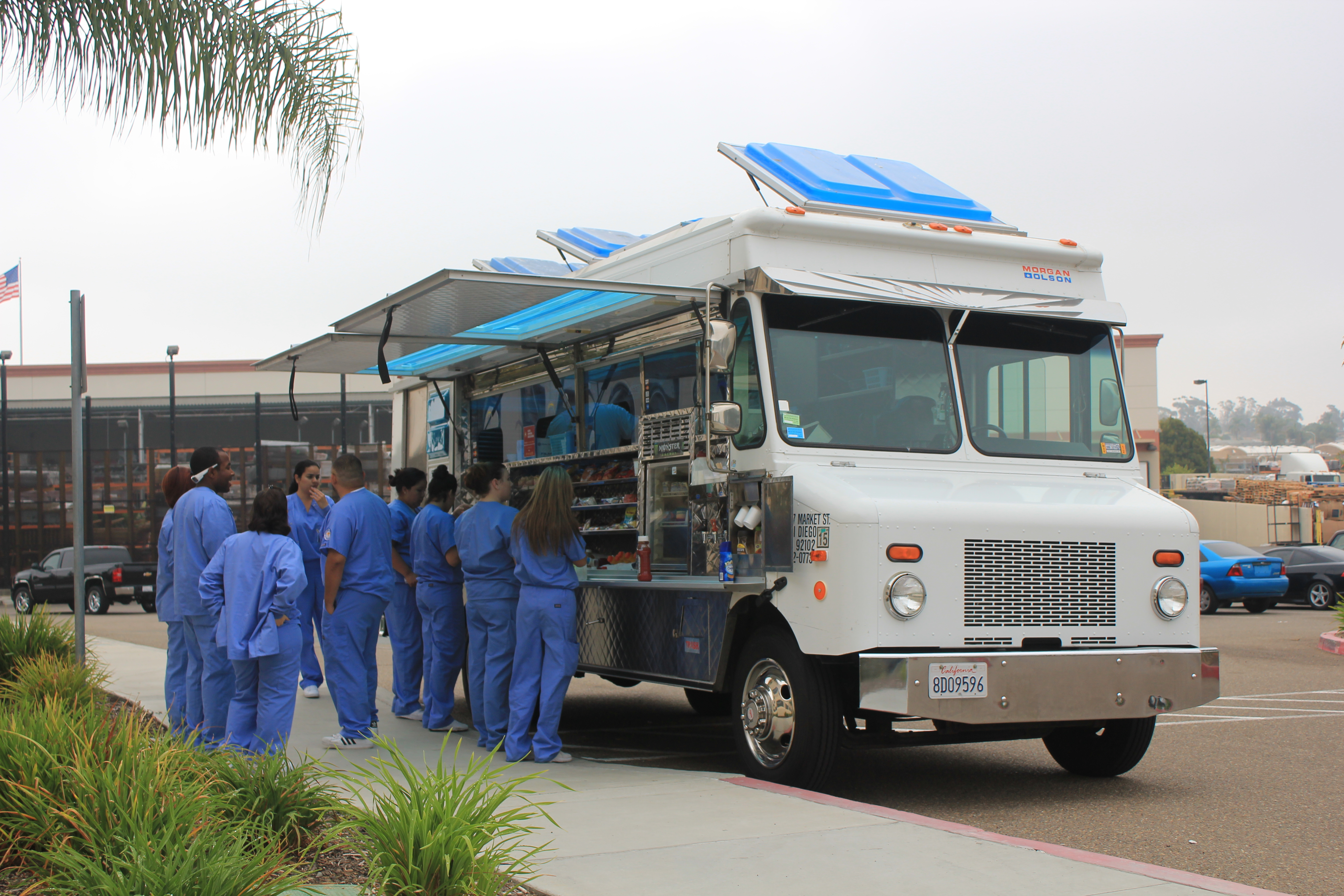 Lunch Truck For Sale >> Food Truck Catering | San Diego | Corporate Catering