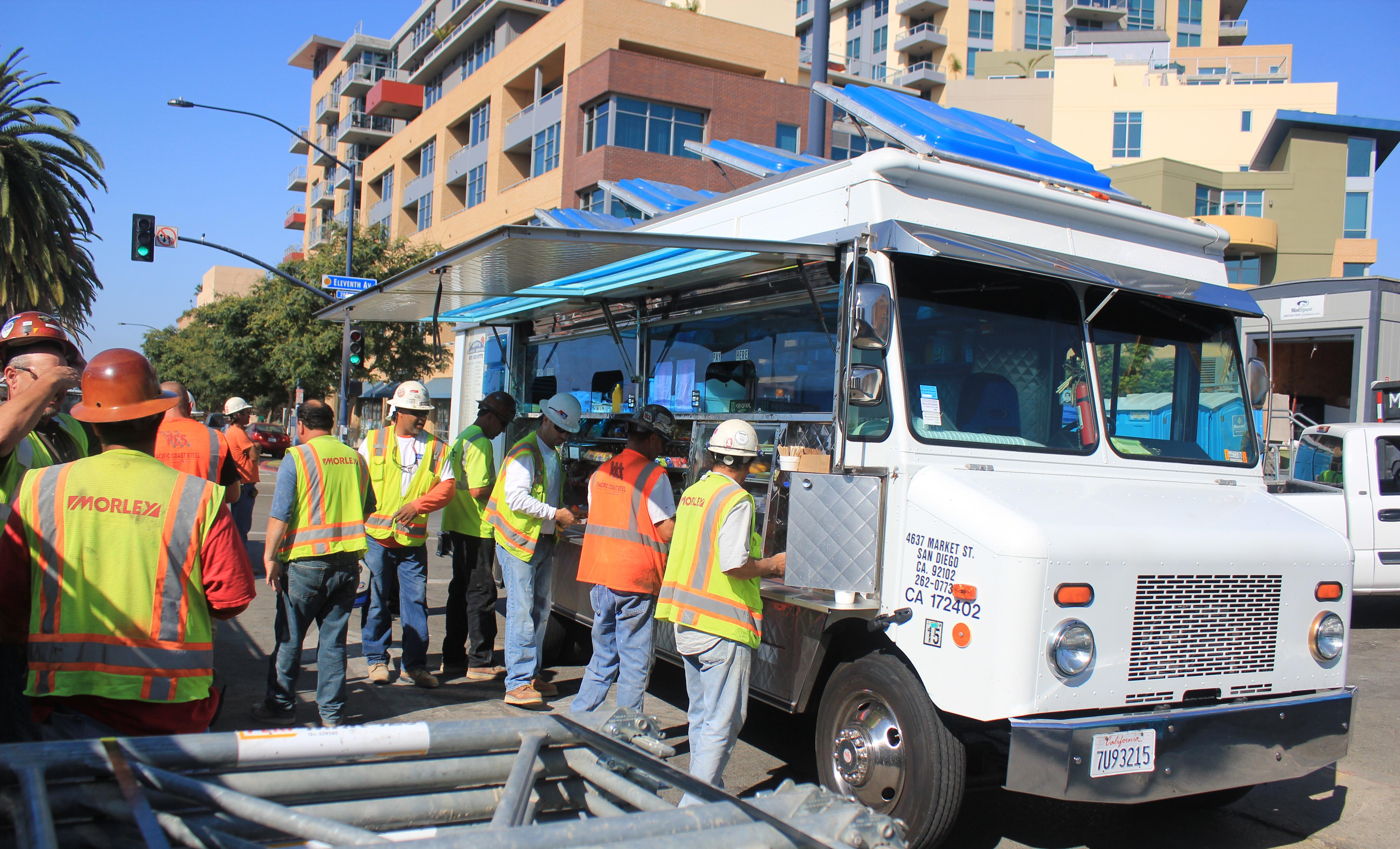 San Diego Commissary Food Trucks