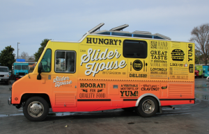Slider House Food Truck San Diego